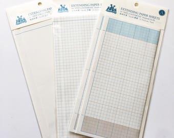 Keep A Notebook A5 Slim Extending Paper Sheets