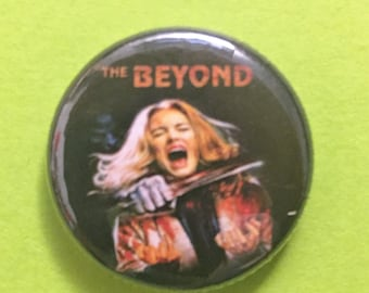 "The Beyond 1"" pinback button"