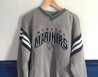 Lee Seattle Mariners Sweatshirt Vintage