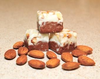Coconut Almond Fudge Half Pound