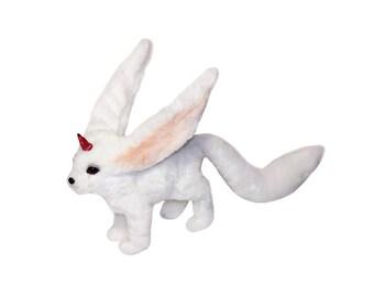 Final Fantasy XV (15) Carbuncle Ruby Plush Toy