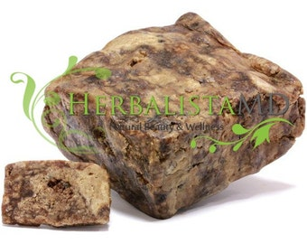 100% Pure Traditional African Black Soap