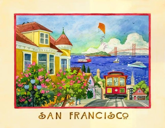 The Spirit of San Francisco