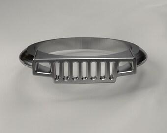 WJ Jeep grill ring