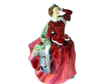 Royal Doulton Blithe Morning Bone China Figurine HN 2065
