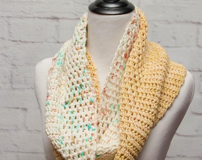 Sundae Cowl - Crochet Pattern