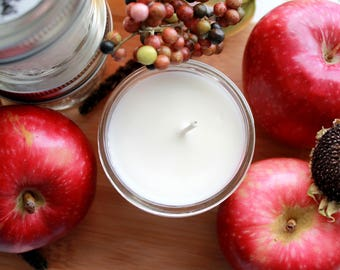 Natural Soy Candles (Autumn Scents)