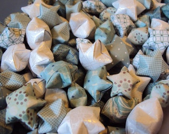 Starlight Starbright Origami Wishing Stars with Star themed quotes