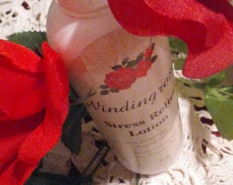 Windingroses stress relief lotion