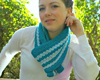 """Ladies Infinity Scarf PDF pattern """"Ever-After"""""""