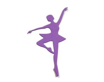 Ballerina Die Cut Set of 15