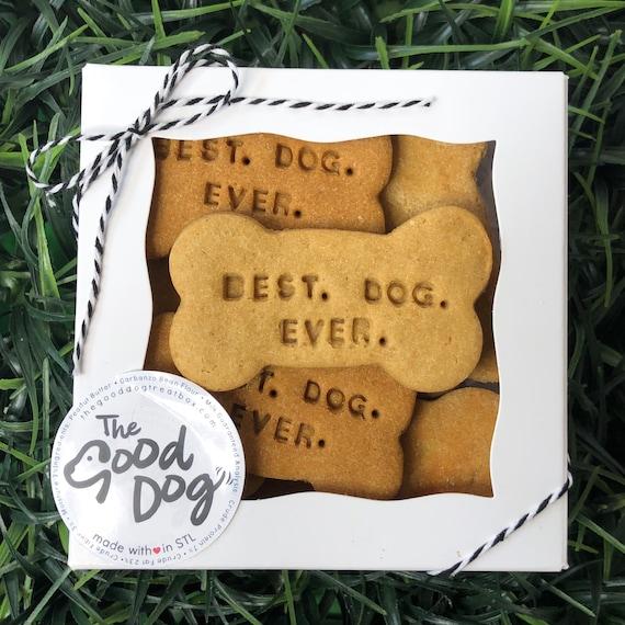 Best. Dog. Ever. Treat Box