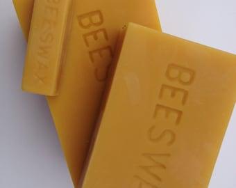 Natural Beeswax Block 2 lb.