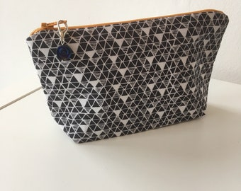 Zip pouch project bag (small)