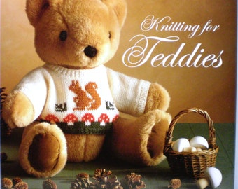 Knitting for Teddies by Catherine Bouquerel, 1999
