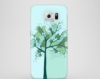 Lonely Tree mobile phone case / Samsung Galaxy S7, Samsung Galaxy S6, Samsung Galaxy S6 Edge, Samsung Galaxy S5 / nature phone case