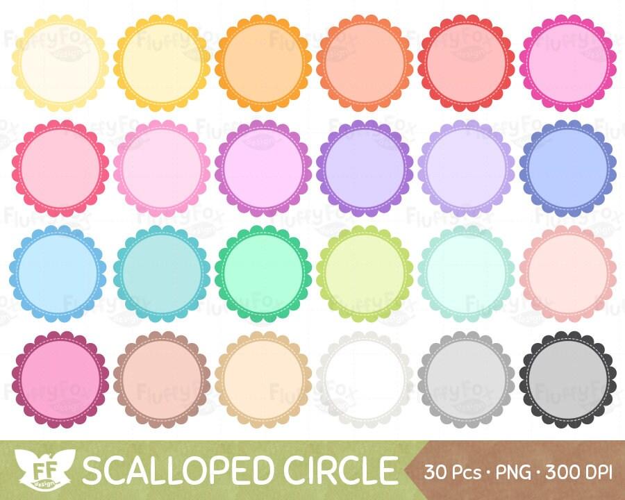 Nett Scalloped Rahmen Bilder - Bilderrahmen Ideen - szurop.info