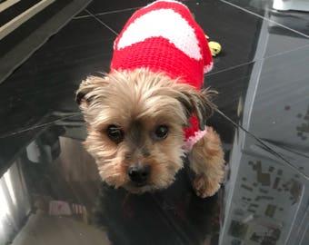 Heart Dog Sweater
