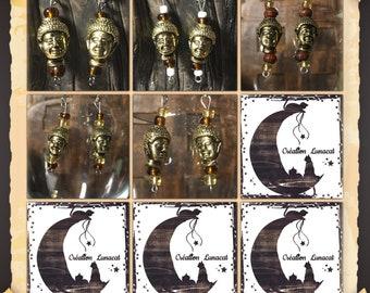 Buddha collection earrings