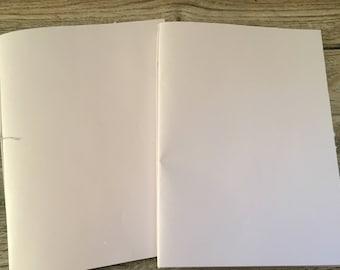 Blank Paper Insert