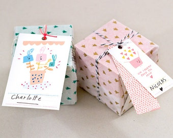 Gift labels / Gift tags