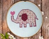 Cross Stitch Pattern, sma...