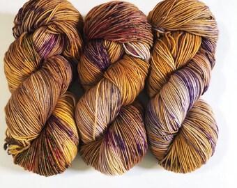 TIGER LILY Posh Sock Handdyed Merino Cashmere Nylon Yarn