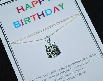 Birthday Wish Necklace - Buy 3 Items, Get 1 Free