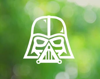 Darth Vader Car Decals