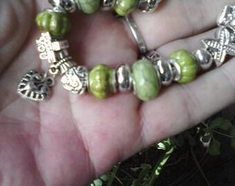 New Lovers, I love you, Euro style bracelet