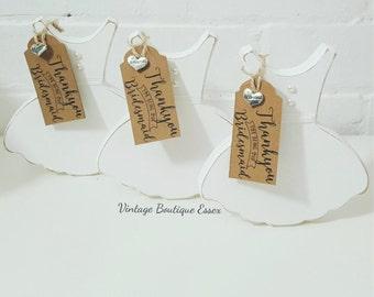 Bridesmaids keepsakes, Bridesmaid gifts, wedding gifts, Bridesmaid dress,