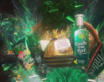 Custom Fragrance Gift Basket (Small)