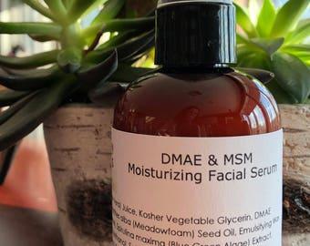 DMAE and MSM Facial Serum