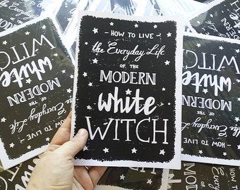 Modern White Witch ZINE