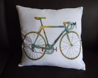 Bianchi Mega Pro XL bicycle cycling cushion cover pantani