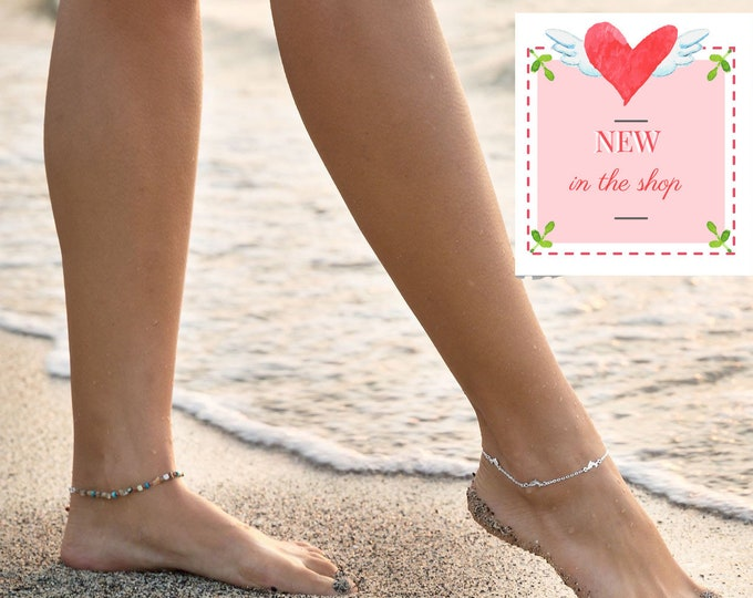 Summer Anklets