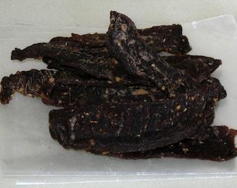 Tuscan Rosemary Biltong (great low-sodium option) Beef Jerky - 1/4 lb
