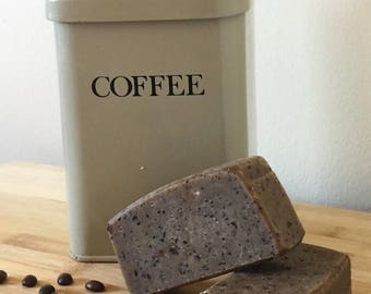 Exfoliating Coffee Soap