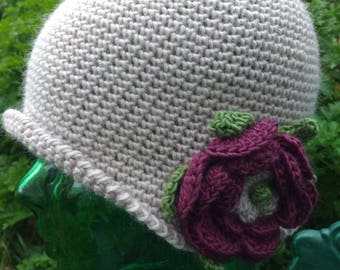 Crochet Cloche