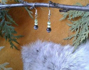 Drops of Jupiter designer earrings