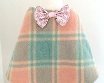 Sz 3/4   Vintage Wool Capelet