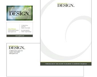 Custom Corporate Identity Package