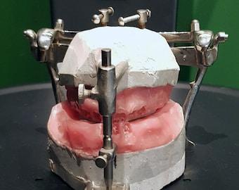 Antique Gysi Simplex Dental Articulator Model 1914 Medical Oddities
