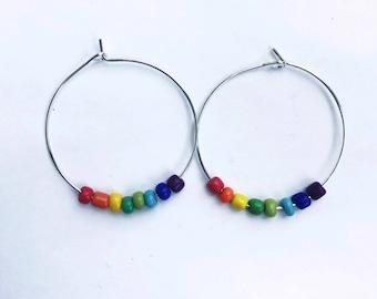 The rainbow hoops