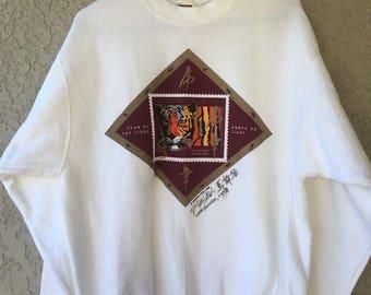 Vintage 1998 Canada Post Swearshirt
