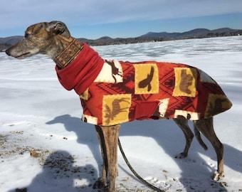 Greyhound Coat, Dog Jacket