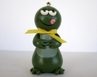 Froggy Ornament