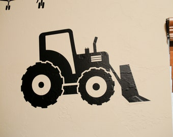 Tractor - Wall Decal