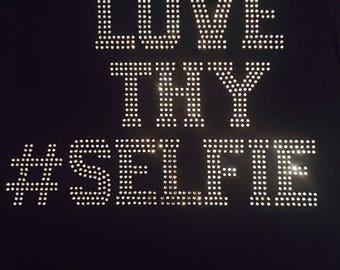 Love Thy #Selfie Tee