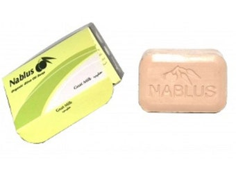 Nablus Organic Soap in Goat Milk and Olive Oil